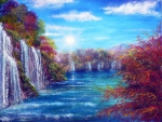 'Blue Lagoon'