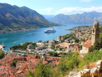 Montenegro landscape - Adriatic coast Eastern Europe balkans beaches
