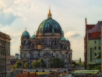 beautiful berlin cathedral