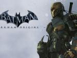 Batman Arkham Origins Deathstroke