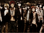 K Project~ Guys