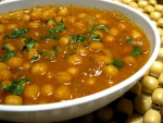 Chickpea Curry Soup