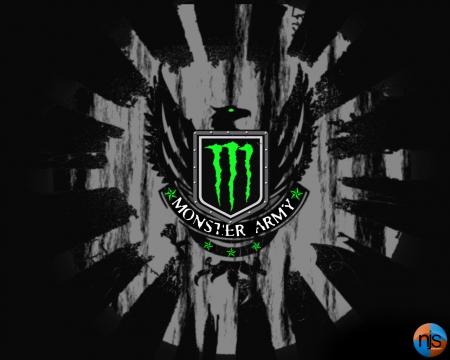 Monster Enegi Army