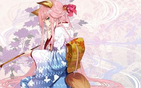Znalezione obrazy dla zapytania: kitsune anime