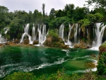 Kravice Waterfall, Bosnia