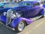 1934 Ford  3 windows coupe