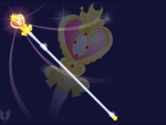Heart Moon Rod