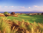 Beautiful Ocean Front Golf Course Kauai Hawaii Island