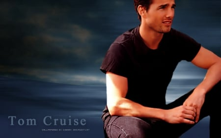 tom cruise - handsome, tom, cruise, actors