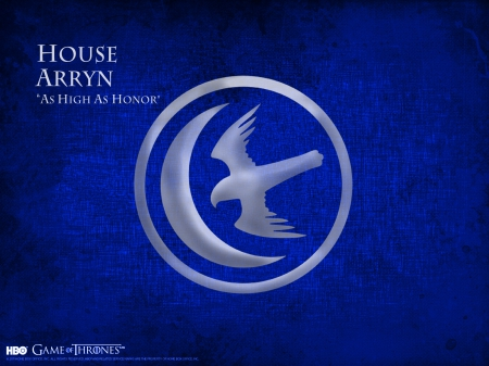 Game Of Thrones House Arryn Tv Series Entertainment