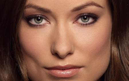 Olivia Wilde  - girl, actress, green eyes, olivia wilde, beauty, face, woman