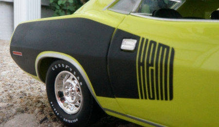 Hemi Power - 1971 plymouth hemi cuda, hemi cuda, hemi, Hemi Power
