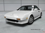 TOYOTA MR2 SC '89