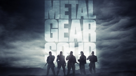 Metal Gear Solid : The Legacy Collection - old snake, metal gear solid 4, guns of the patriots, game, Metal Gear Solid, konami, gun, mgs, weapon, hideo kojima, solid snake