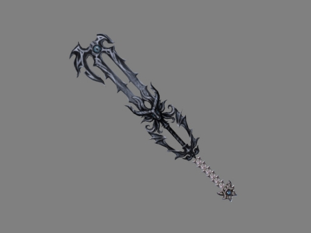 Master Xehanort's - item, object, items, objects, video game, game, kingdom hearts, rpg, plain, keyblade, simple, weapon