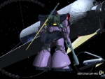 MOBILE SUIT GUNDAM・RICK DOM MS-09R