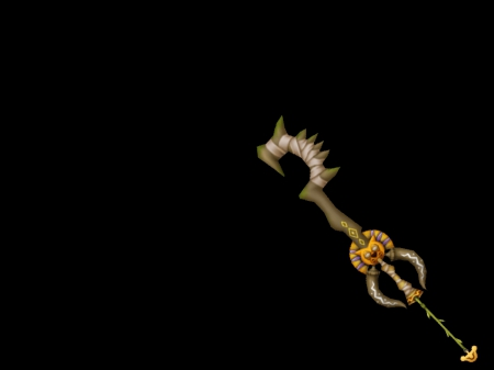 Circle of Life - item, object, hd, items, cg, objects, video game, game, black, kingdom hearts, rpg, 3d, keyblade, dark, weapon, realistic