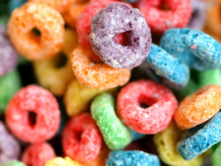 fruit loops - photo, fruit, loop, food, cereal