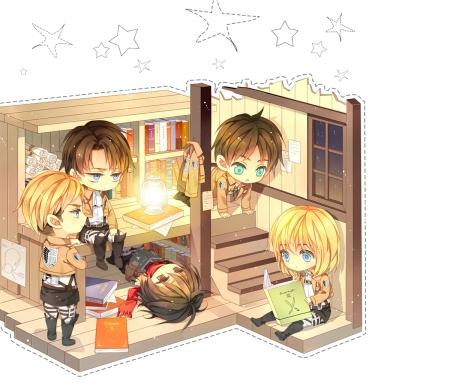 Chibi Other Anime Background Wallpapers On Desktop Nexus Image 1537448