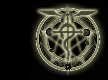 Transmutation Full Metal Alchemist Anime Background