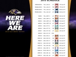 2013 baltimore ravens schedule