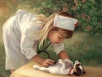 Little Miss Nurse