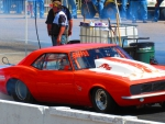 1967 Chevrolet Camaro RS SS drag car