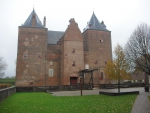 Dutch castle Loevestein