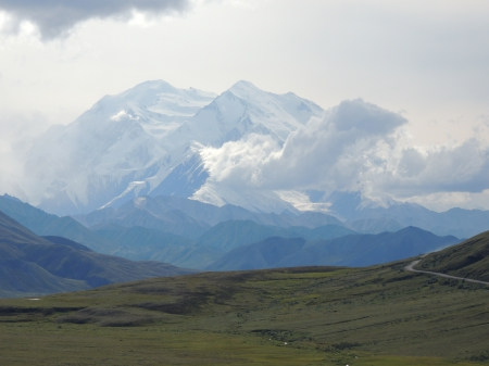 The splendor of Mt McKinley - Awe inspiring, Splendor, Mountains, National Parks