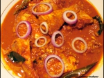 North Indian Fish Curry
