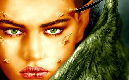 FANTASY FACE - fantasy, face