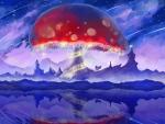 'Giant Mushroom'