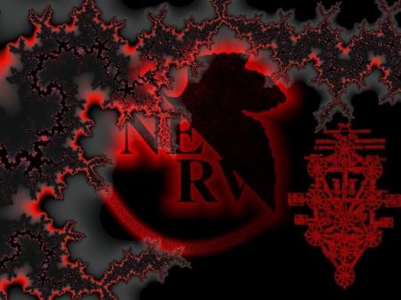 Nerv Evangelion Anime Background Wallpapers On Desktop Nexus Image 1541749
