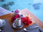 Breakfast Bora Bora