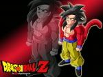 Songoku Super Saiyan 4
