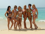 Bikini Beach Models