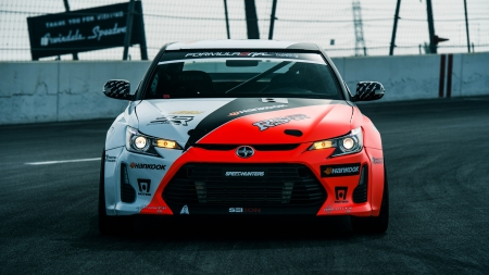 2013 Formula D Scion tC - Scion, tC, Cars, Formula D