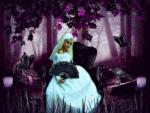 Gothic Queen Elegance