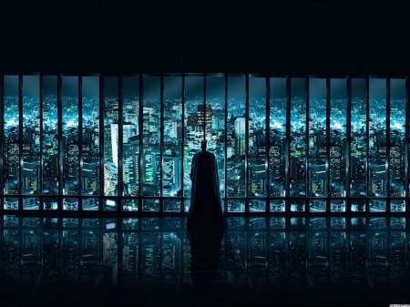Batman In Gotham City The Joker Is Out There Movies