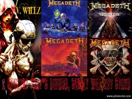 Megadeth Wallpaper HD