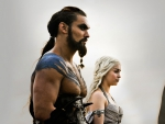 Game of Thrones - Khal Drogo and Daenerys Targaryen