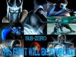 Sub-Zero Wallpaper [HD]