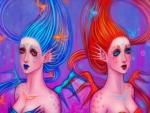 Sister Mermaids