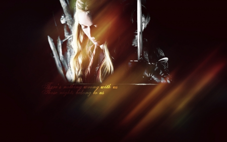 Game of Thrones - Jaime & Cersei Lannister - Lannister, house, Kingslayer, westeros, game, picture, show, fantasy, tv show, wallpaper, George R R Martin, GoT, essos, fantastic, HBO, a song of ice and fire, Game of Thrones, thrones, Cersei, medieval, entertainment, skyphoenixx1, Jaime