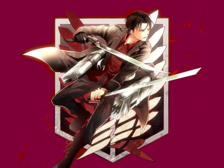 Levi Other Anime Background Wallpapers On Desktop Nexus Image 1546895
