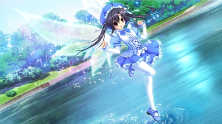 Water Fairy Other Amp Anime Background Wallpapers On