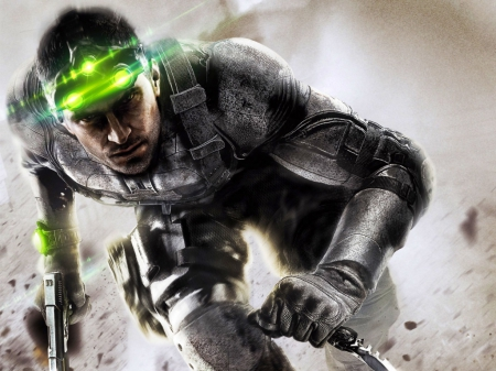 tom clancys splinter blacklist - blacklist, games, splinter, video