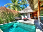 Tropical Modern Beach Villa Moorea