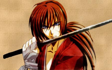 Kuroni Kenshin - samurai, kinshin, anime, samurai x