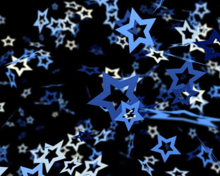 Black And Blue Stars Backgrounds Stars of blue